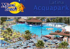 Acquapark Miami Beach a Latina